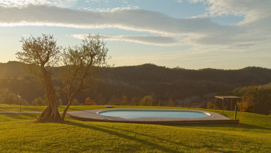Autunno d'olio: 10 hotel meraviglia tra gli ulivi toscani