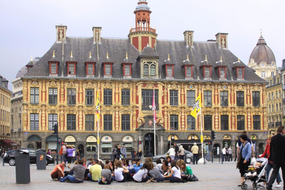 Cosa fare a Lille. La nuova Francia in festa