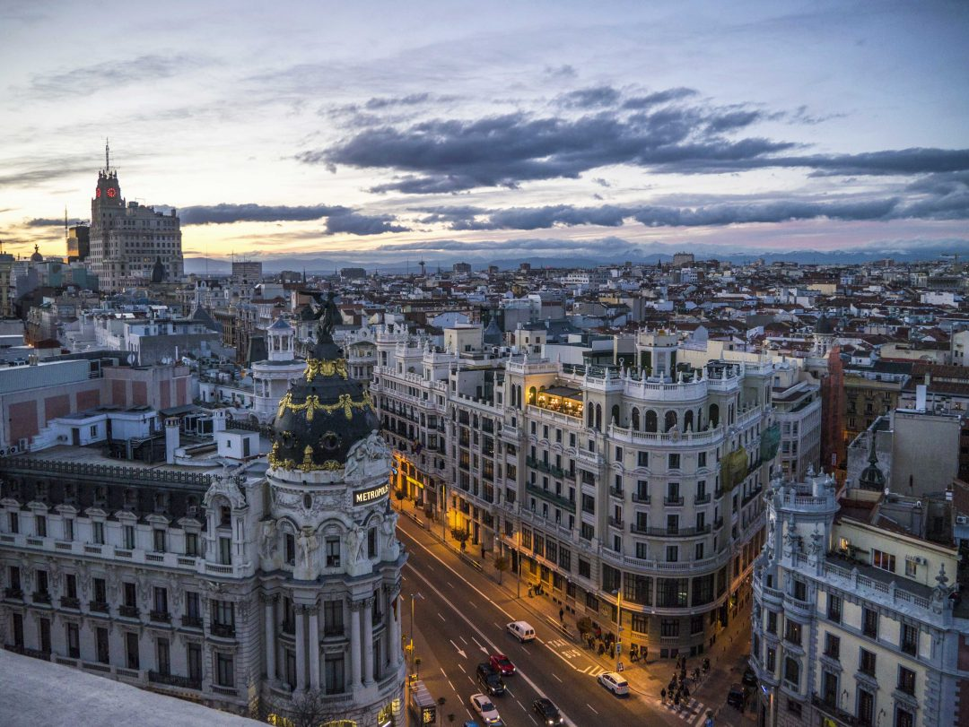 Madrid, mostre e art hotel