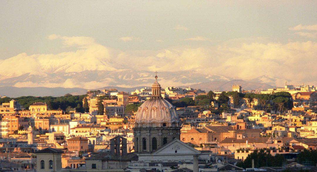 19 motivi per amare ancora Roma