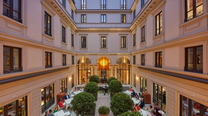 Foto Mandarin Oriental a Milano