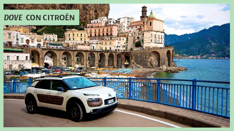 Campania Drive & Drone. Sui tornanti della Costiera Amalfitana
