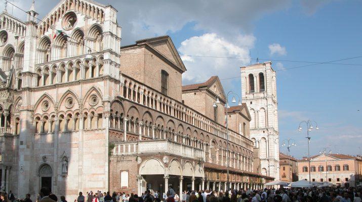 Foto Ferrara: jazz, con cappellacci e salama