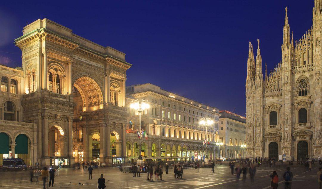 Le vie dello struscio Milano