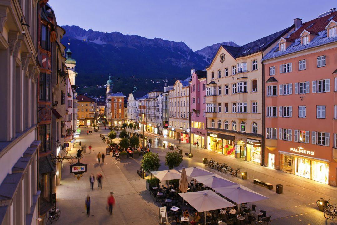 A Innsbruck c'è già aria di Natale