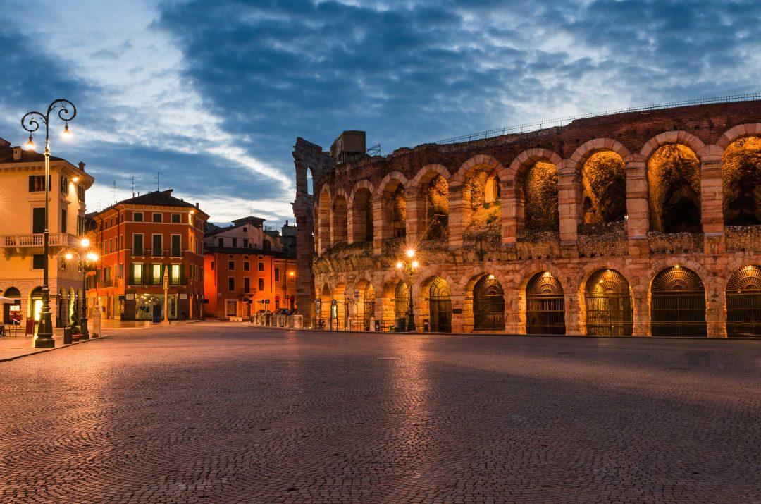 Le vie dello struscio Verona