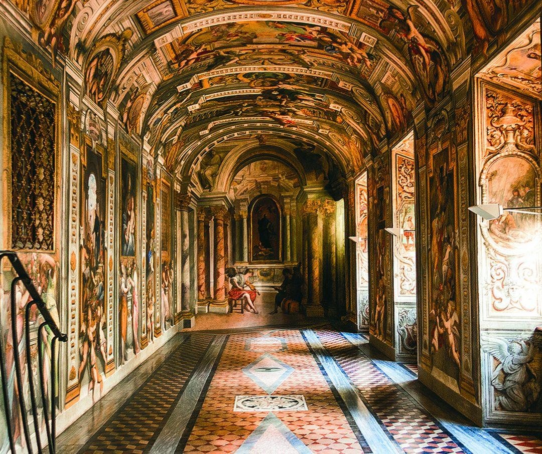Roma: i palazzi e le dimore storiche da visitare