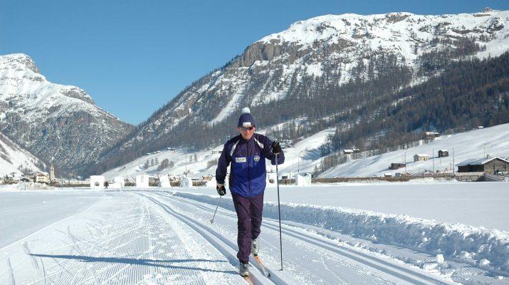 Foto Fondo e discese in neve fresca in Alta Valtellina