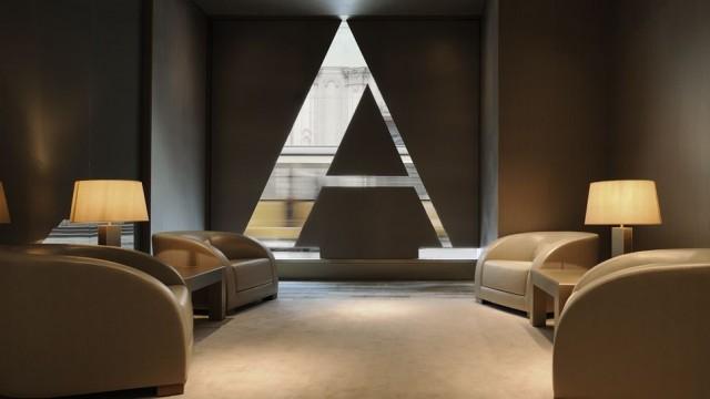 Moda e ospitalit gli hotel degli stilisti gallery for Armani club milano