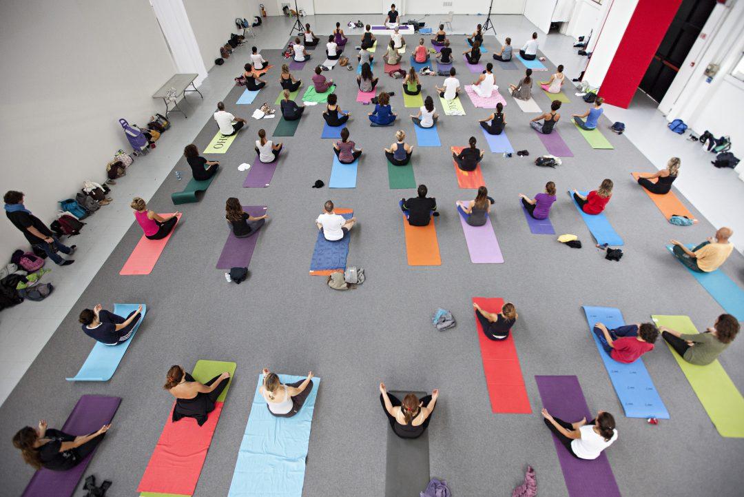 10 anni di YogaFestival a Milano