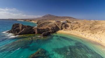 Playa Papagayo – Lanzarote© PROMOTUR TURISMO CANARIAS