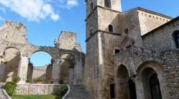 abbazia del goleto (foto Alessandra Sessa)