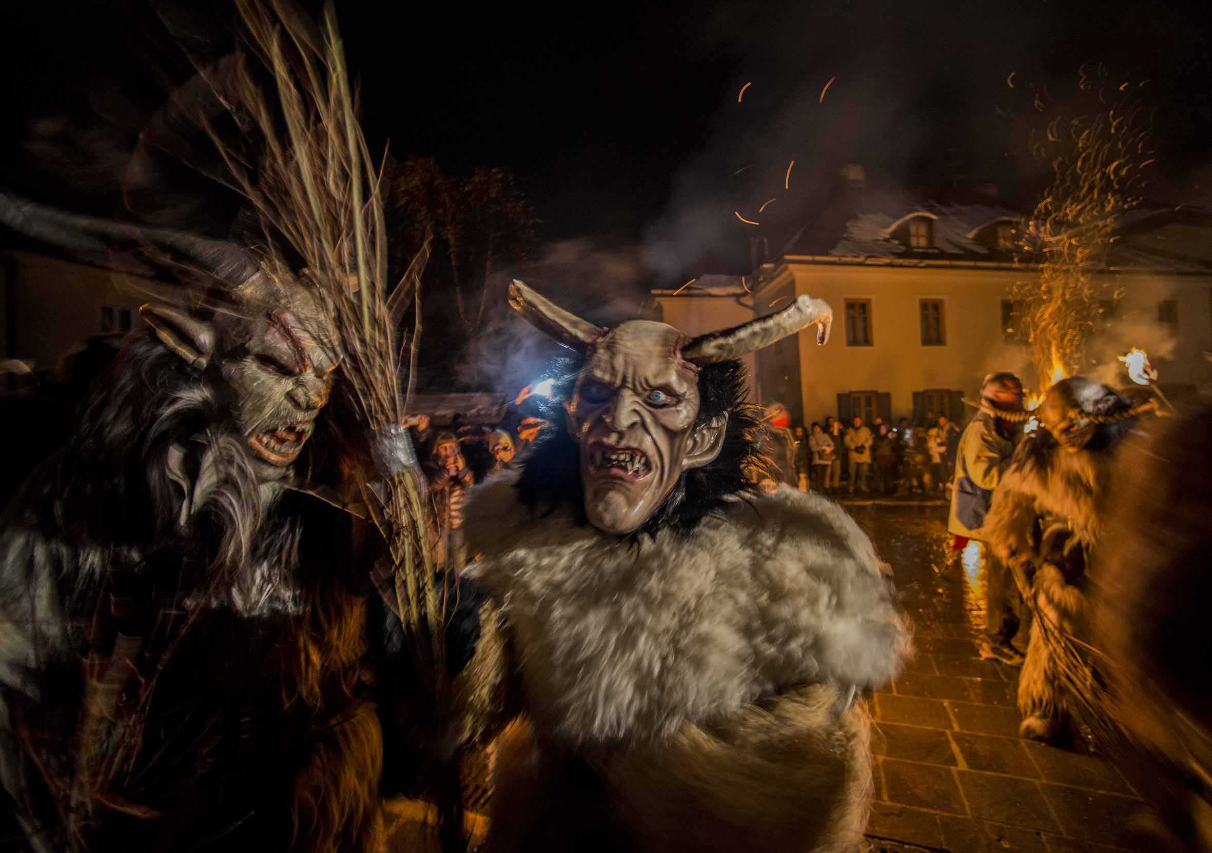 Krampus Il Demone Di Natale Dalla Leggenda Al Film Dove Viaggi
