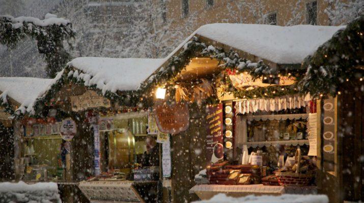 Foto Natale 2015: i mercatini tradizionali da non perdere