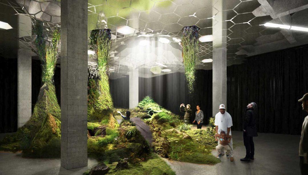 Lowline: quel giardino sottoterra a New York…
