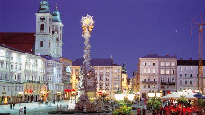 Foto Linz, sul Danubio nel cuore della Mitteleuropa