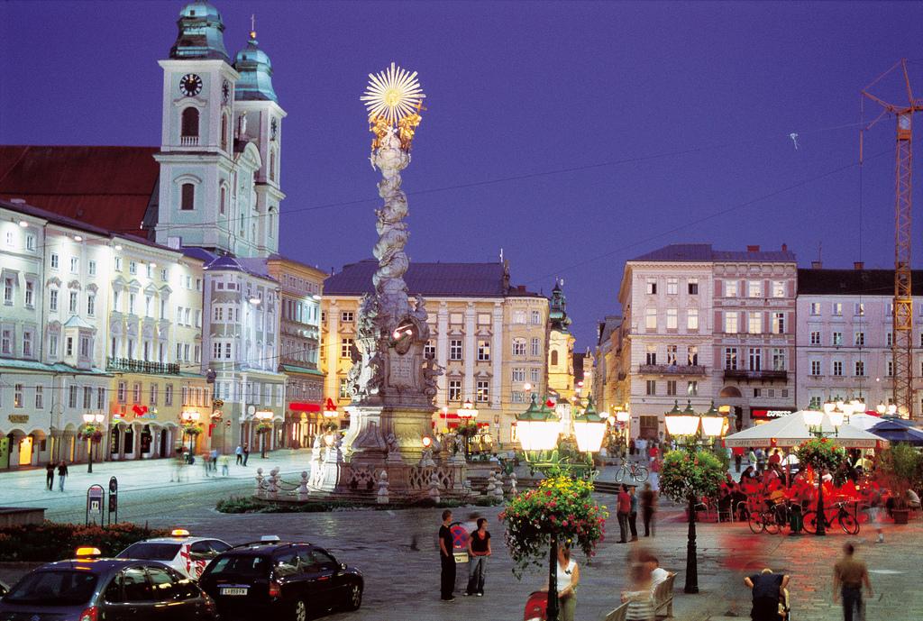 Linz, sul Danubio nel cuore della Mitteleuropa