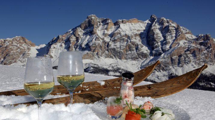 Foto Gourmet Skisafari: in Alta Badia tra neve e stelle Michelin