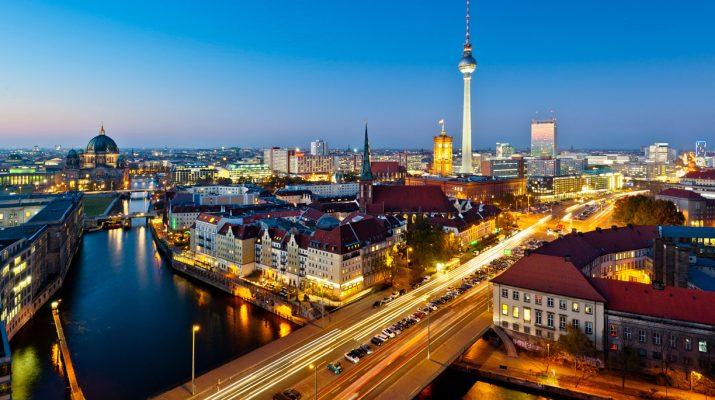 Foto Berlino: una città a suon di musica