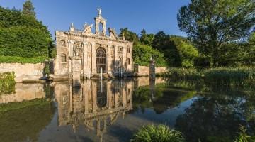 Giardino di Valsanzibio Portale di Diana