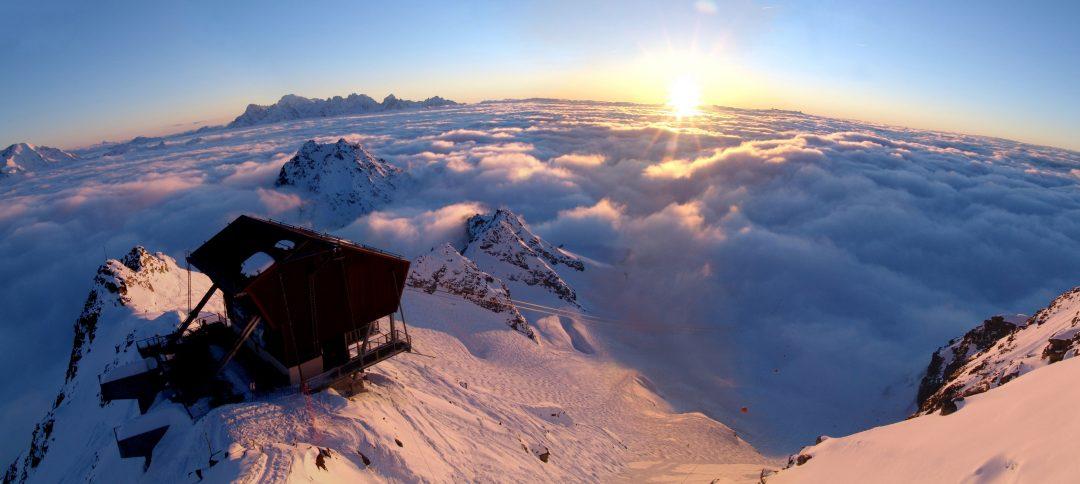 Le 4 Vallées, il più grande carosello bianco della Svizzera