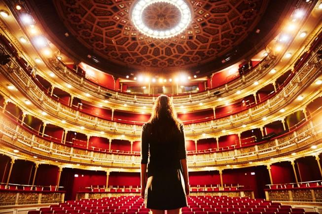 TeatroSOLO LONE theater Matias Umpierrez PH Cristobal Prado