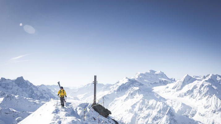 Foto Le 4 Vallées, il più grande carosello bianco della Svizzera