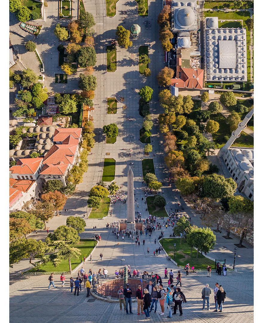 Istanbul, come non l'avete mai vista