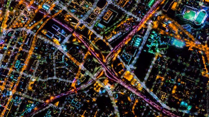Foto Indovina la città: gli indizi e le foto aeree di Vincent Laforet