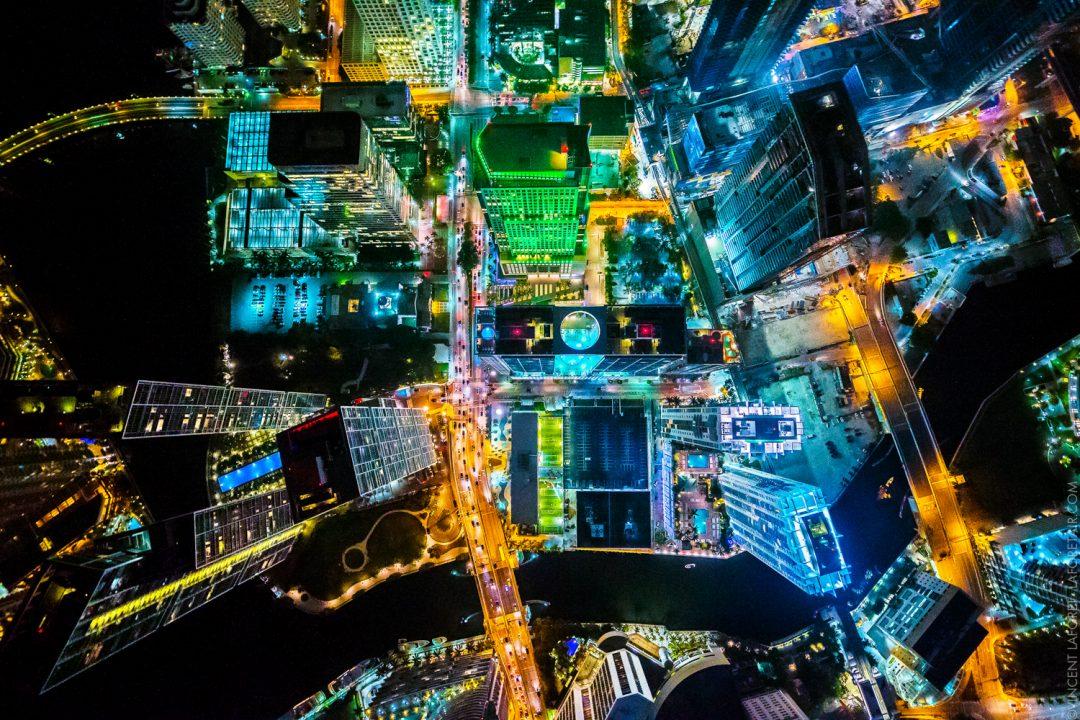 Indovina la città: gli indizi e le foto aeree di Vincent Laforet