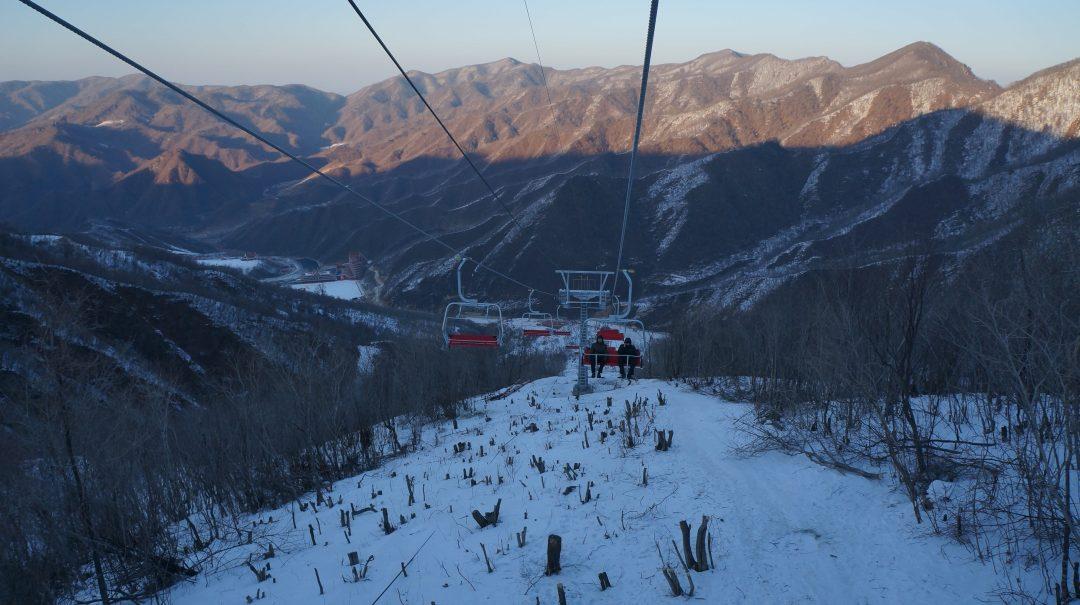 Lo sci dove non te lo aspetti