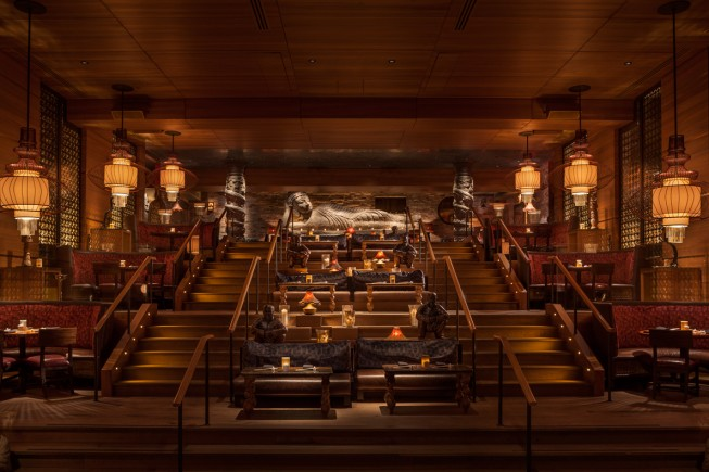 TAO Downtown_Grand Staircase_Photo Credit Warren Jagger