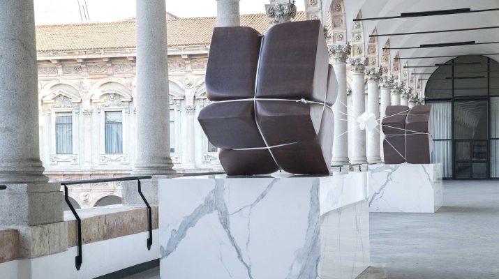Foto Le sculture di Mikayel Ohanjanyan alla Statale di Milano