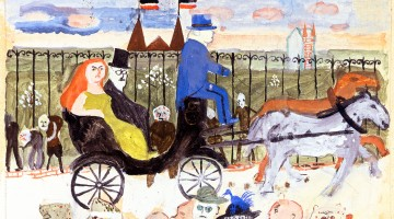 Frühlingstag und die Enterbten, 1931
