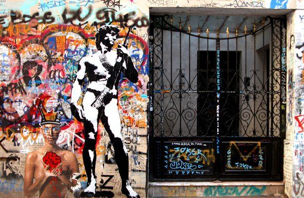 Foto Blek le Rat, il pioniere parigino della Street Art a Milano
