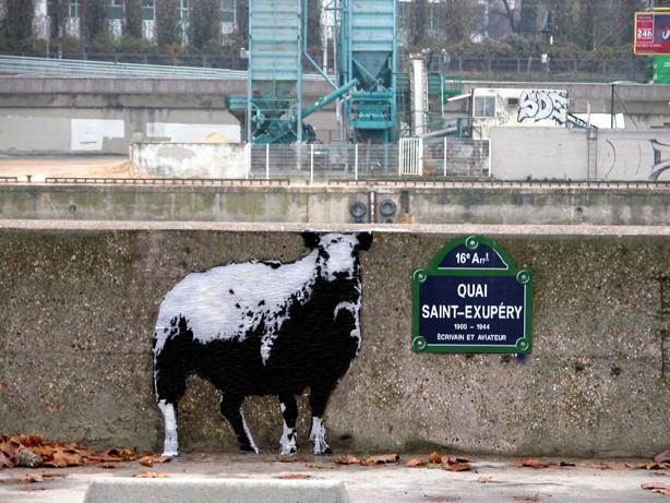 Blek le Rat, il pioniere parigino della Street Art a Milano