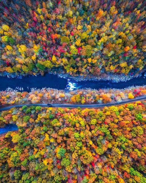 Il mondo visto da un drone: le foto più belle (con le dritte di Dove)