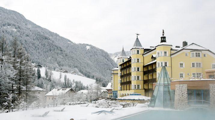 Foto Poca neve in montagna? 14 Spa dolomitiche per distrarsi
