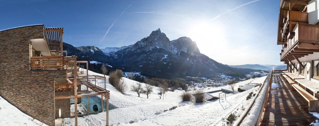Poca neve in montagna? 14 Spa dolomitiche per distrarsi