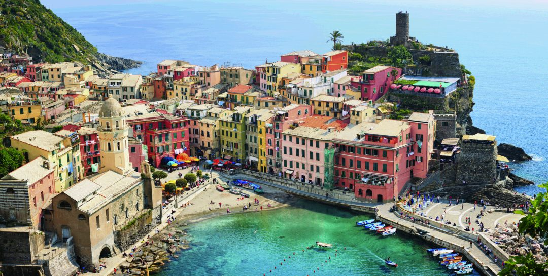 Il Mediterraneo perfetto, con Costa Diadema