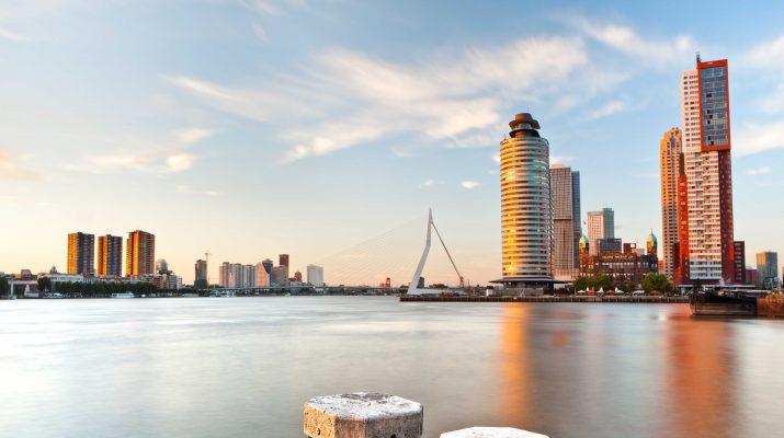 Foto Cosa vedere a Rotterdam, destinazione top del 2016