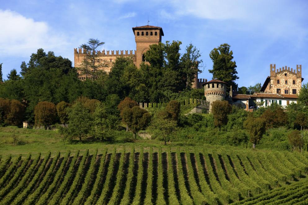 Piemonte: 25 castelli trasformati in hotel
