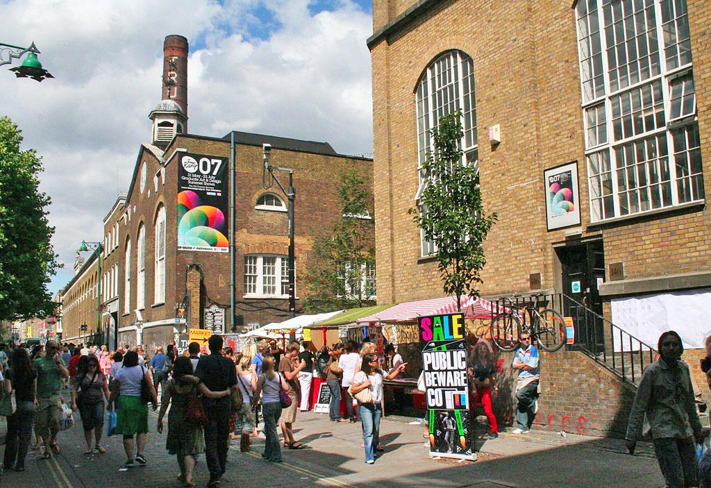 Londra, guida ai mercatini cult