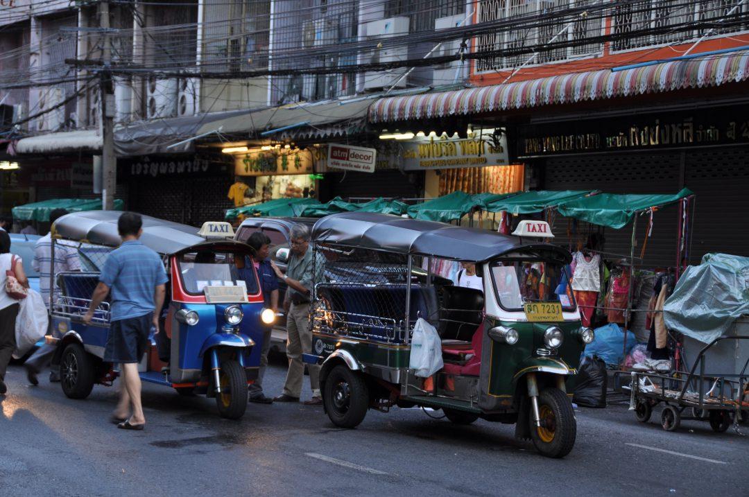 Thailandia in 15 mosse