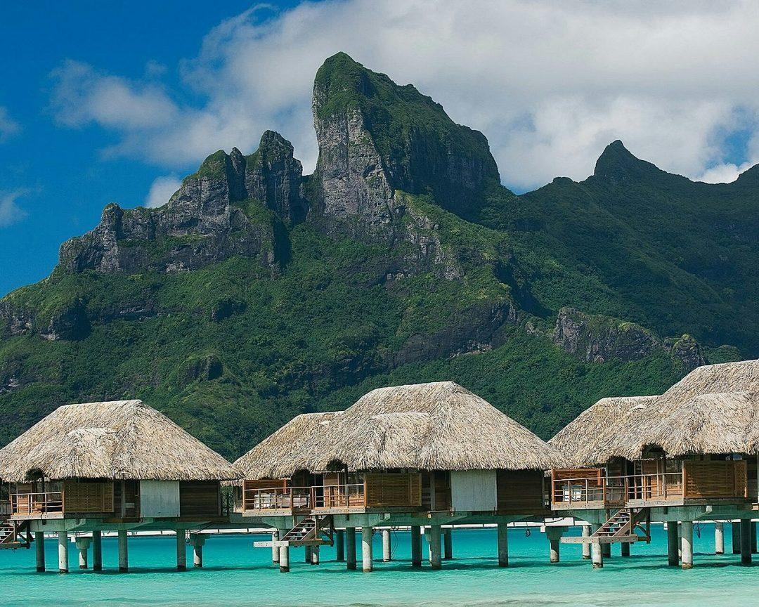 Four Season Bora Bora: un tuffo nel mito