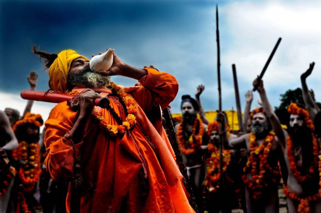Il sacro pellegrinaggio indiano