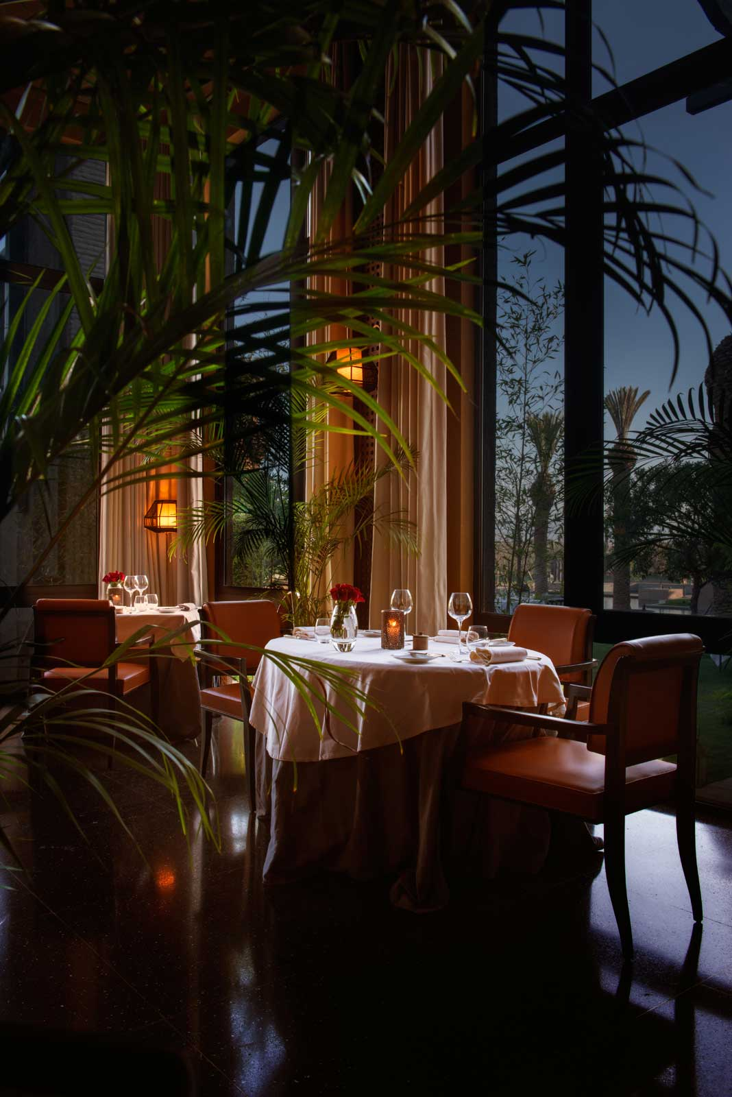 Royal Palm Marrakech, nell'Oasi del Re