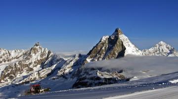 Battitura piste / Ski piste preparation