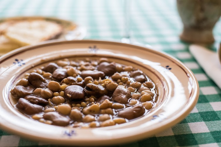 Italia da gustare: 20 borghi e 20 piatti tipici