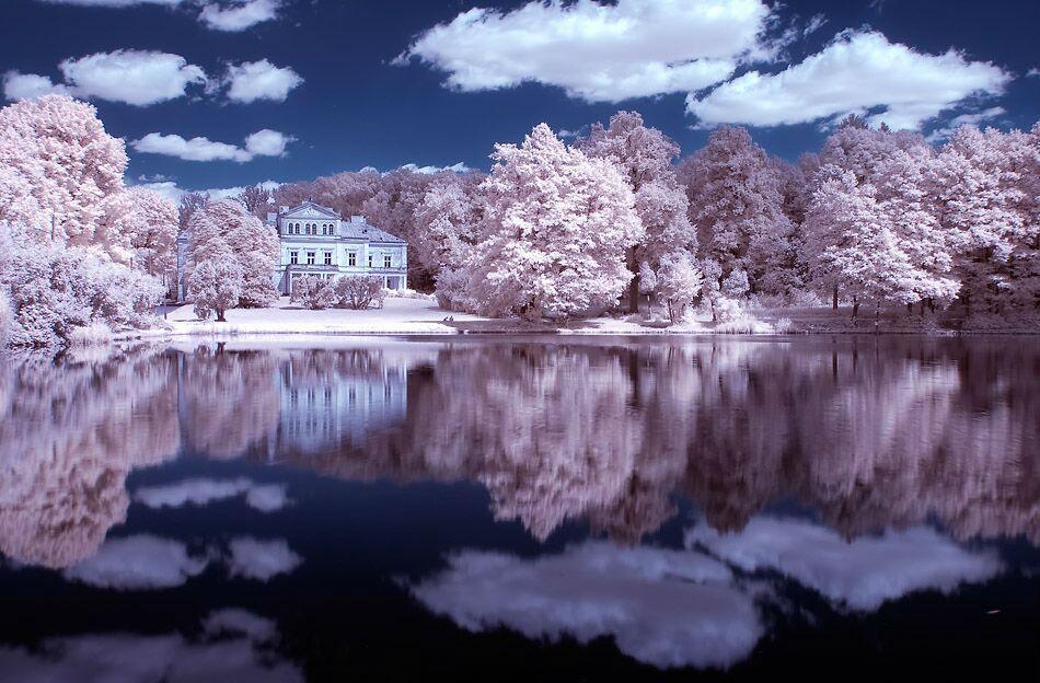 Protetto: Le foto a infrarossi di Przemyslaw Kruk